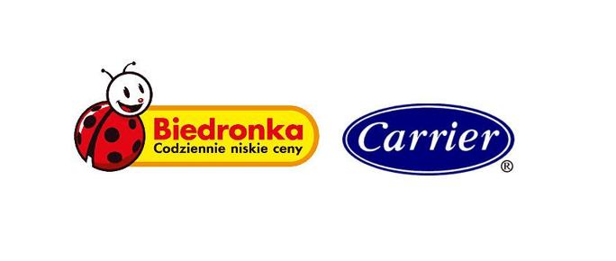 biedronka carrier